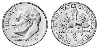 2019 P Roosevelt Dime Coin Value Prices, Photos & Info